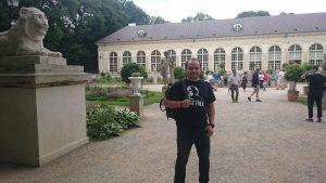 Guillerhme Spina w Warszawie
